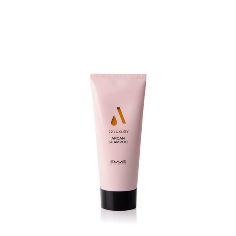 22 Luxury Argan Shampoo 200ml